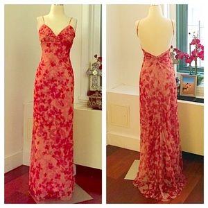 BCBG Flower Print Night Gown
